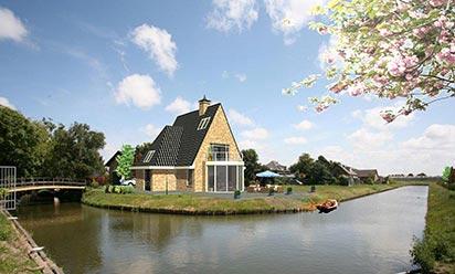 3D-impressie van een villa
